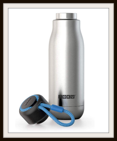 stainless steal bottle