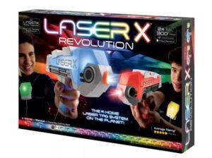 Laser X Revolution