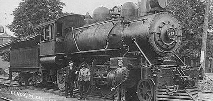 Riding the Rails – 1912