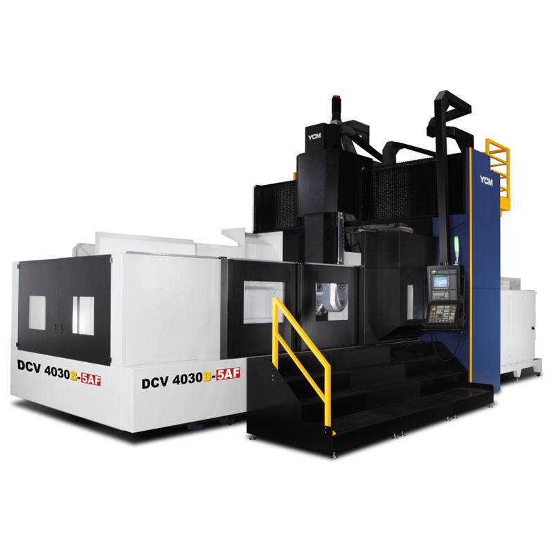 Advanced Double Column Vertical Machining Center