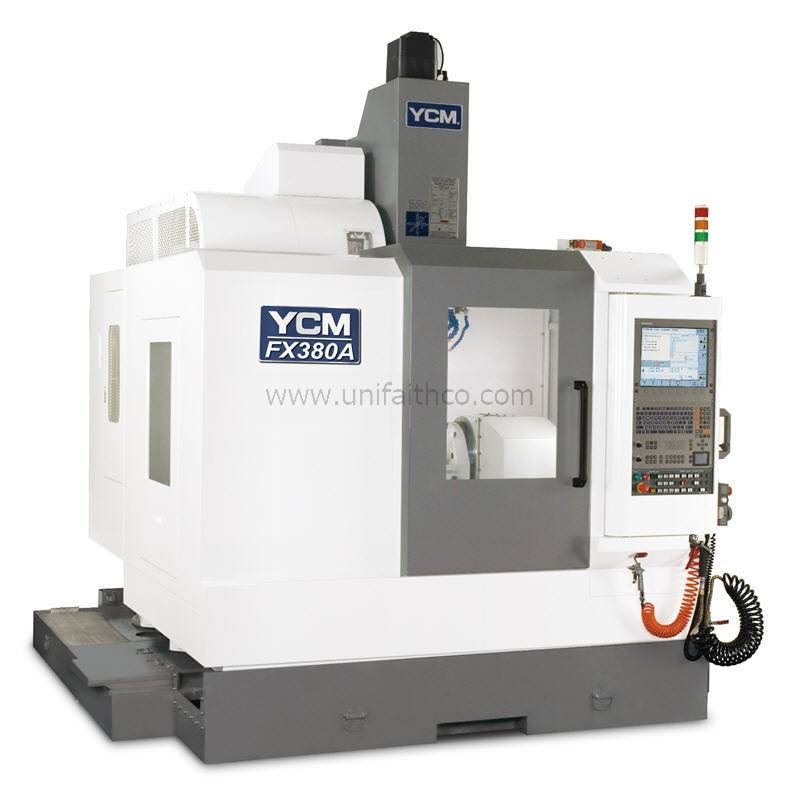 High Performance 5-Axis Vertical Machining Center