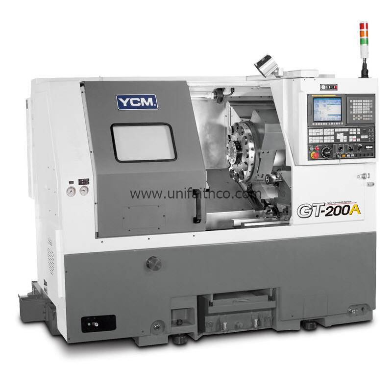 High Performance CNC Turning Center