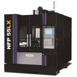 NFP/FP Series - High speed High Precision Die/Mold Machining Center