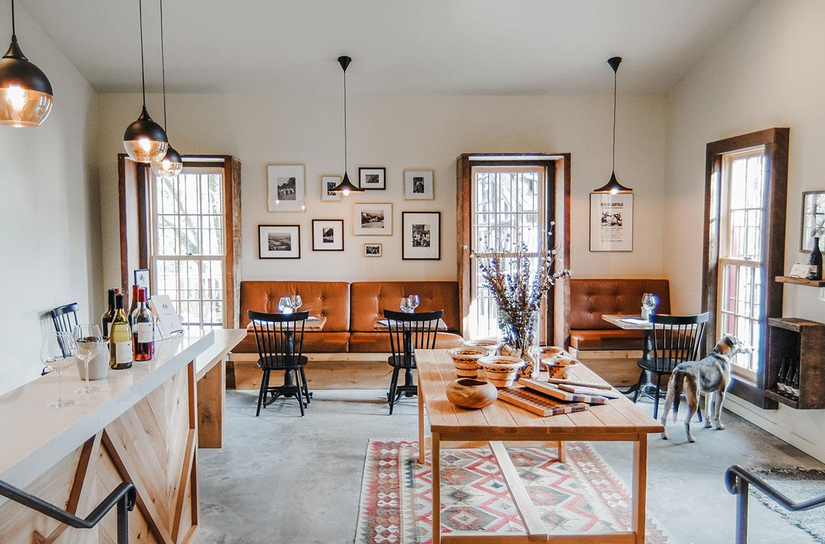 Schermeister Winery Tasting Room