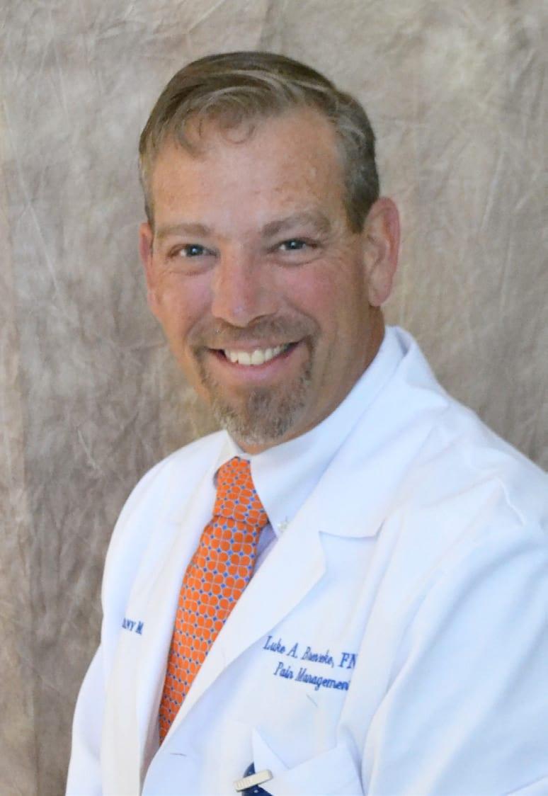 Luke Brenseke FNP-C, pain management, chronic pain