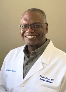 Dr. Enrico Jones