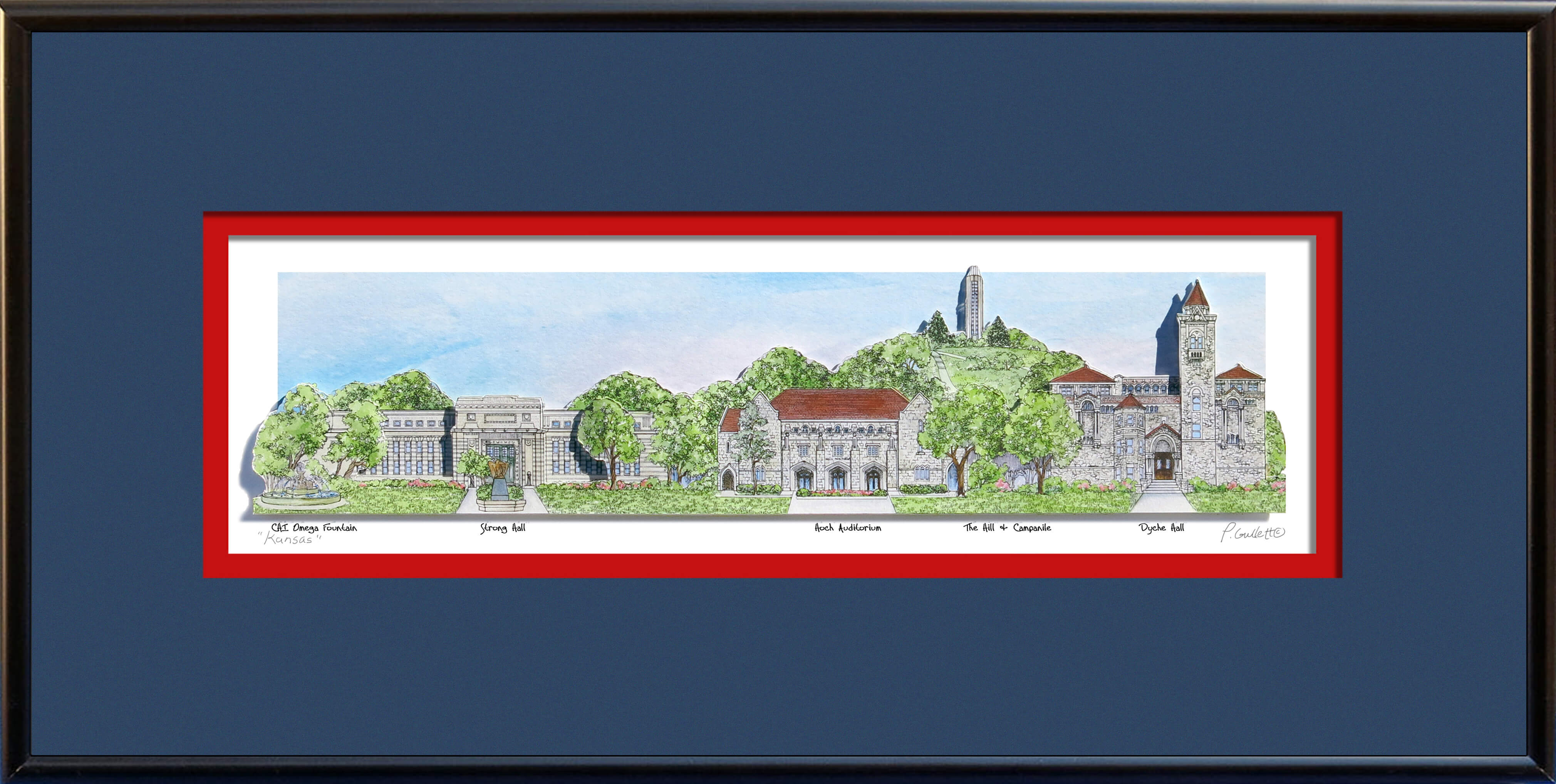 U of KS FRAME