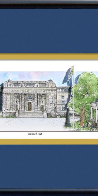 Annapolis framed