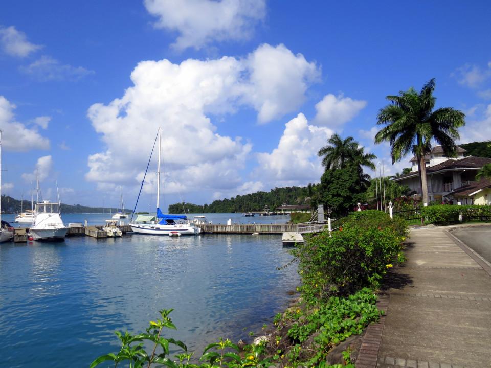 Bikini Beach, Port Antonio, Portland Parish, Jamaica