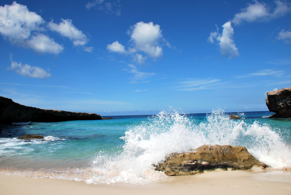 Aruba - Has Palm/Eagle Beaches along with other beaches listed in Trip Advisor