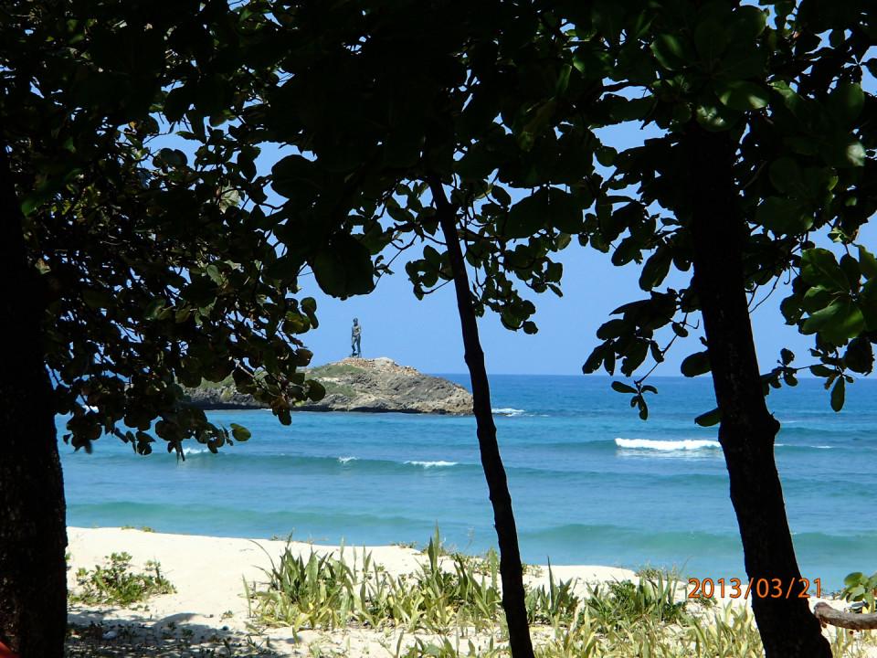 Malecon Beach, Puerto Plata, Dominican Republic
