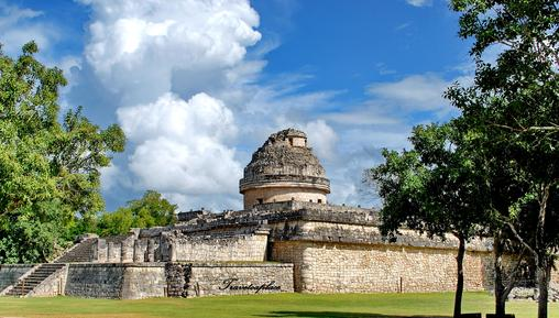 The Caracol or observatory