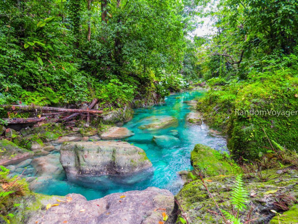 Reach Falls - Pristine, not so touristy as Dunn River Falls