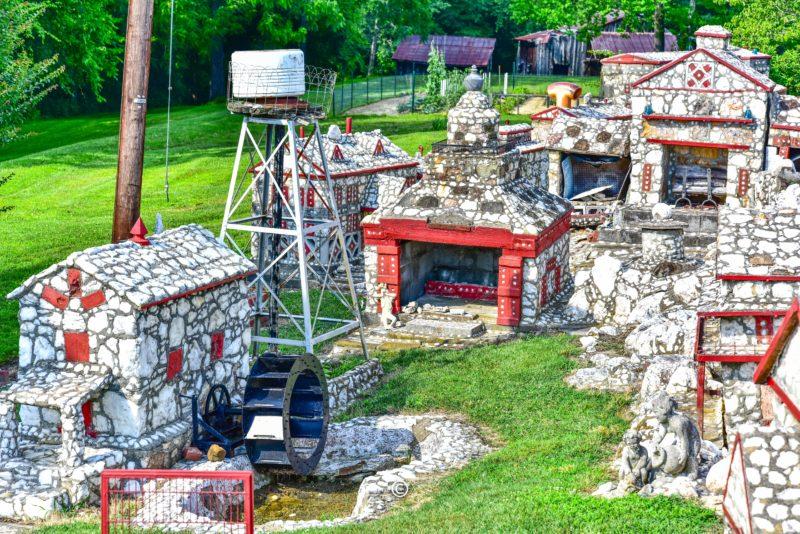 Shangri-La Miniature Village