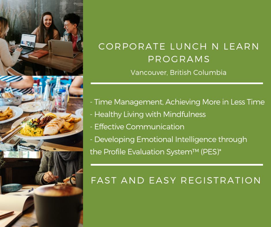 lunch n learns vancouver