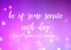 Be Of Some Service Each Day