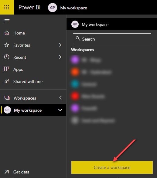 workspace-powerbi-microsoft-teams-integration