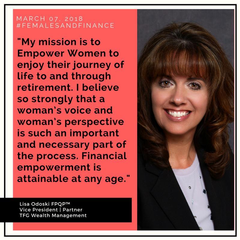 Lisa Odoski, Vice President