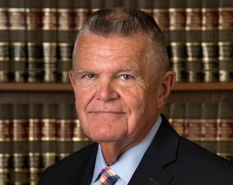 Ronald G. Klein (retired)