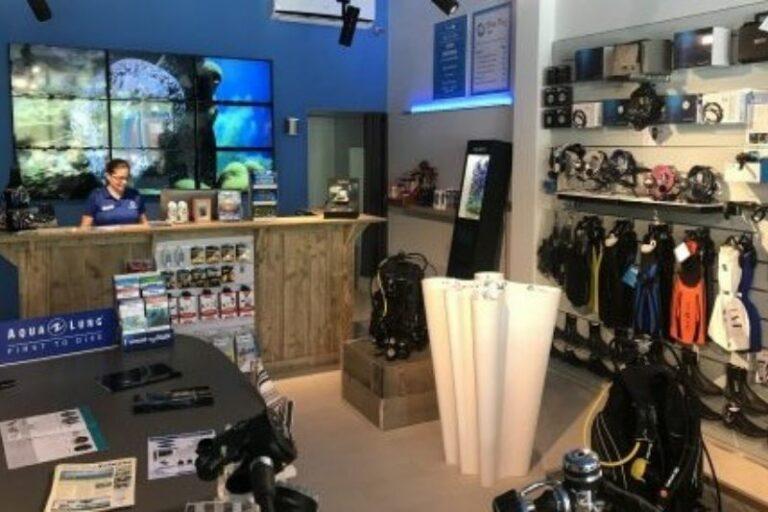 Dive Division Retail