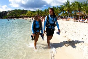 Shore Dive Curacao