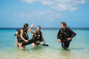Curacao Shore Diving