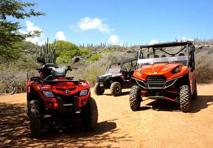 atv and buggy tour
