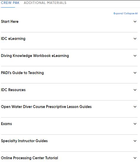 IDC Online Program