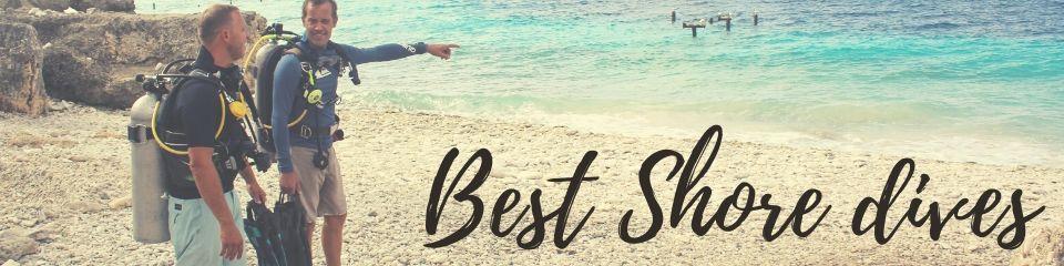 best shore dives Curacao