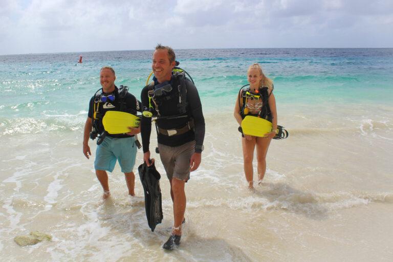 jan thiel diving
