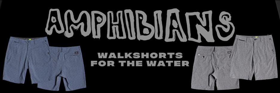 Quiksilver Amphibian Shorts Curacao