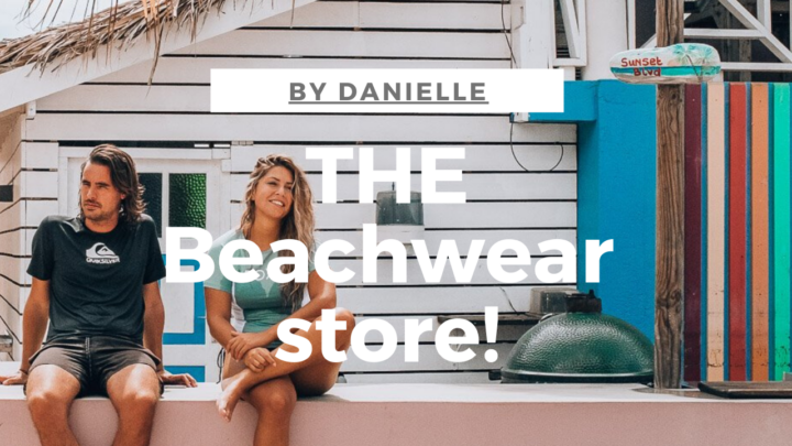 The beachwear store on Curacao Quiksilver
