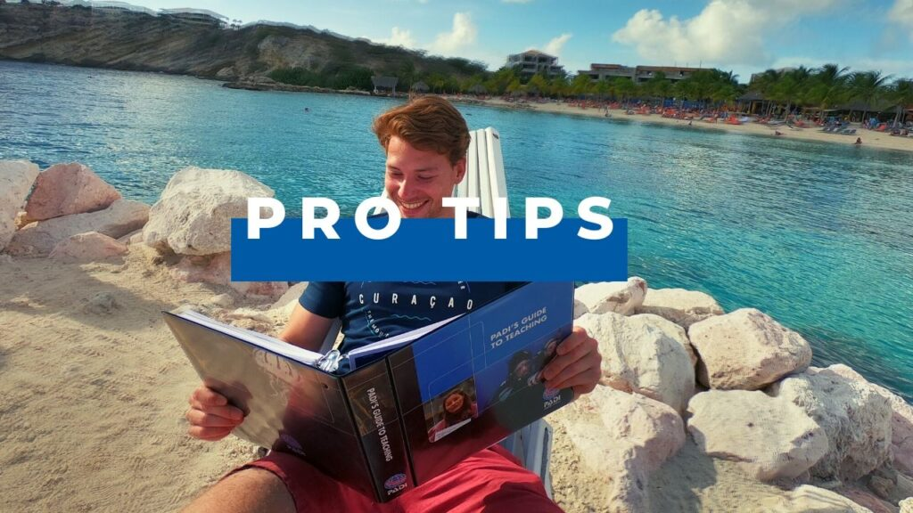 Dive Pro Tips