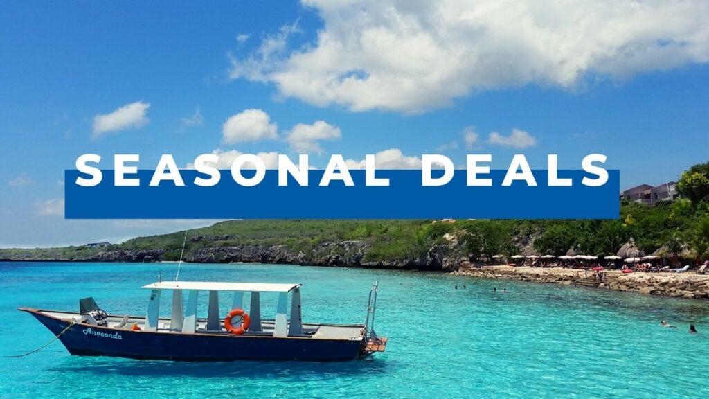 seasonal deals curacao