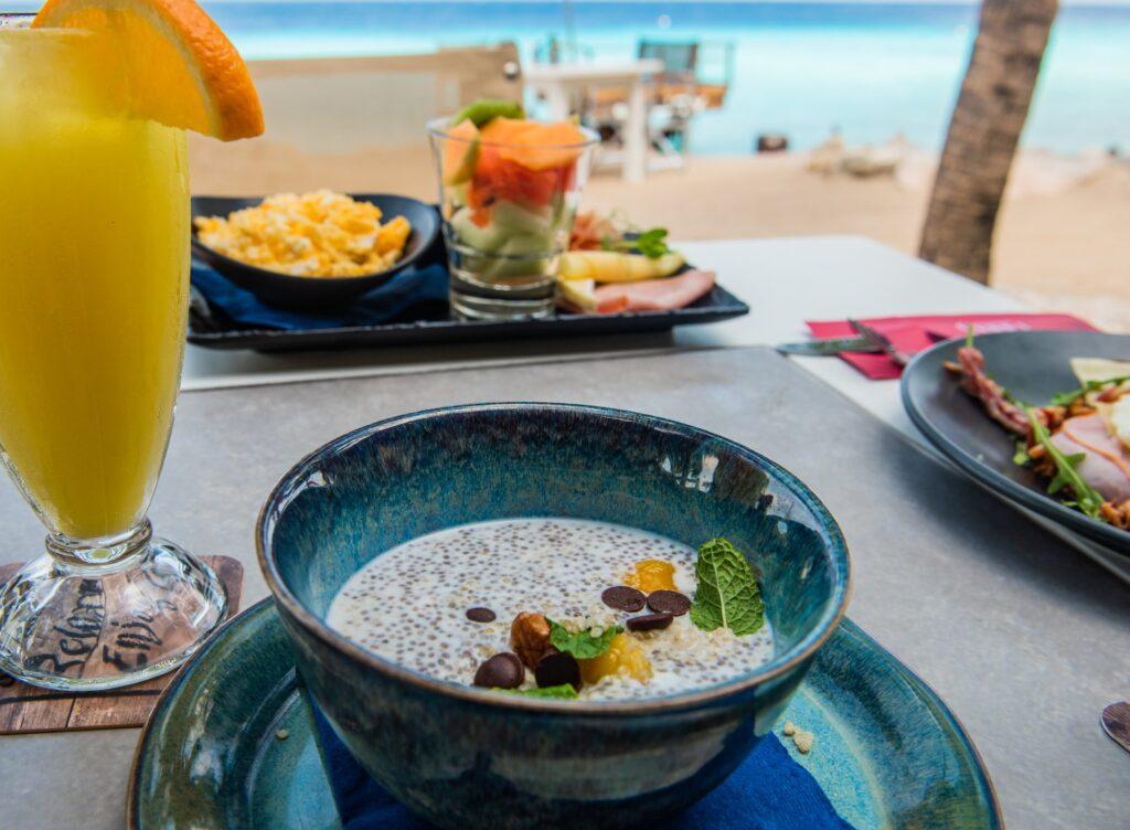 breakfast Karkater Curacao