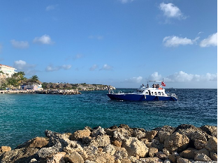 Boat Diving Curacao