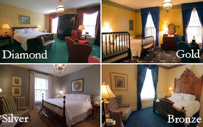Main Inn Rooms