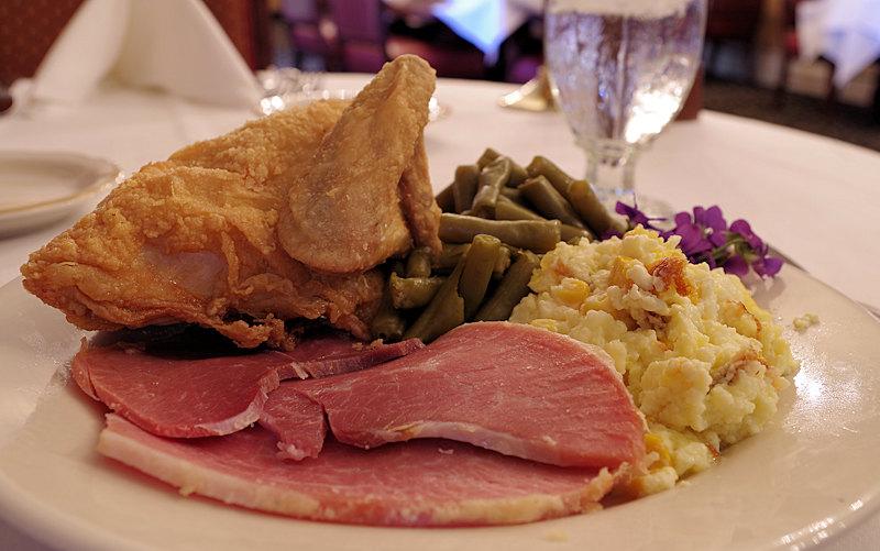 Beaumont Inn Classic Dinner