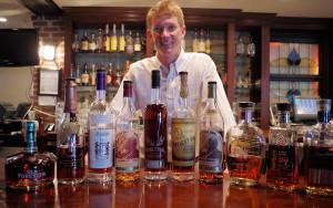 Bourbon Tasting Dixon Dedman