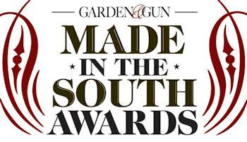 Garden & Gun Made in South Award