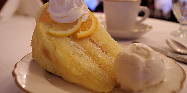 Robert E Lee Cake