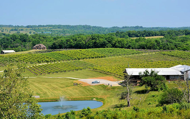 Lovers Leap Winery KY