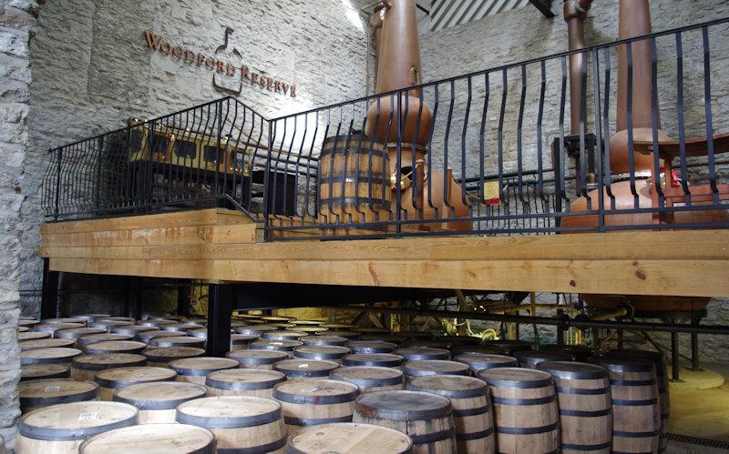 Kentucky Bourbon Distilleries
