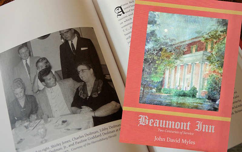 Beaumont Inn History Book