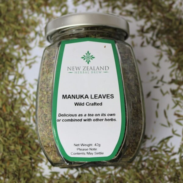 Manuka Leaf Tea by New Zealand Herbal Brew