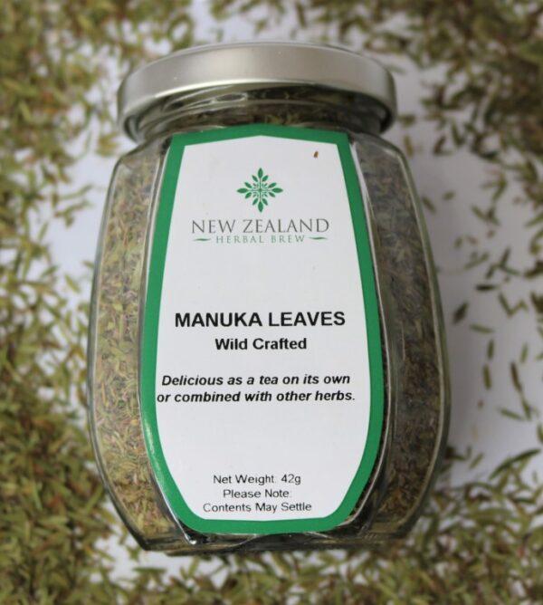 Manuka Leaf Tea by New Zealand Herbal Brew