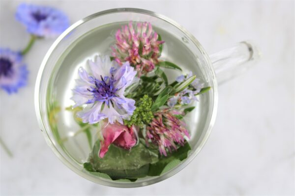 Herbal Tea Blending Masterclass Fresh Herb Teas