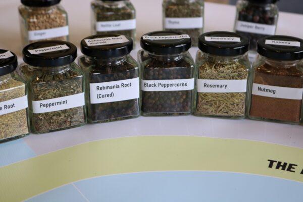 Herbal Tea Blending Masterclass
