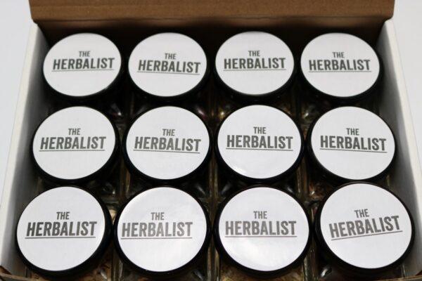 Herbal Tea Blending Kit 12 Herbs