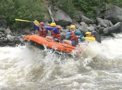 Rafting-the-Klamath-River